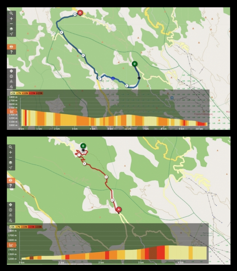 cross duathlon map 0