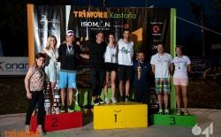 Kastoria Triathlon - Απονομές