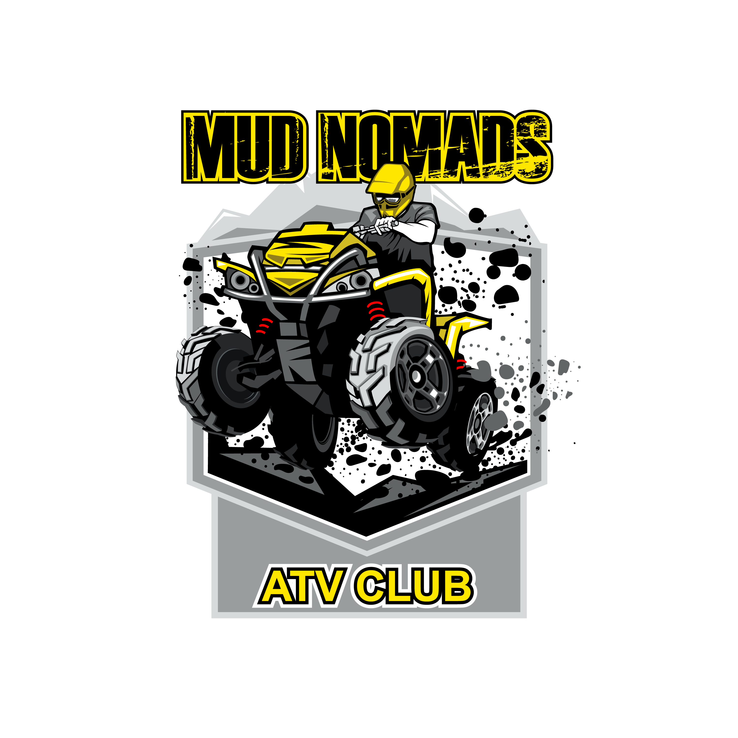MUD NOMADS ATV transparent bgr